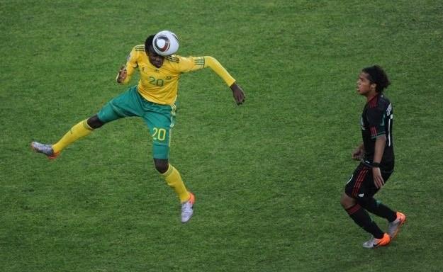Kłopoty stacji Al Jazeera Sport zaczęły się już podczas meczu otwarcia mistrzostw /AFP