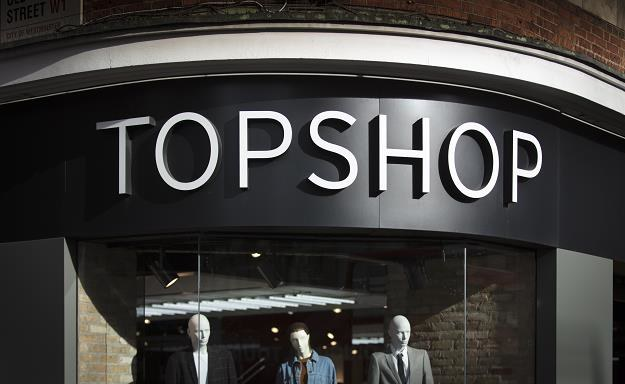 Kłopoty Topshop w Wielkiej Brytanii... /©123RF/PICSEL