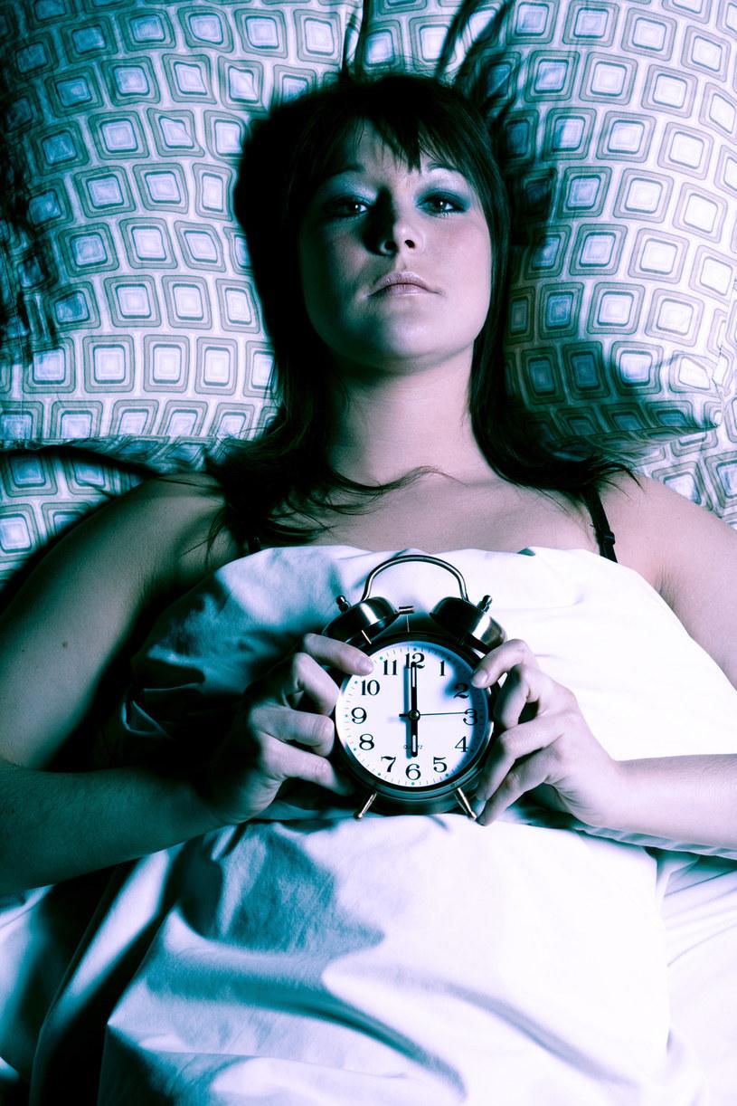 kłopoty ze snem /© Photogenica