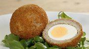 Klopsy po szkocku z jajkiem