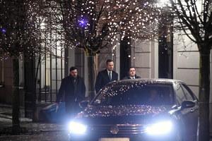 Klub PiS i opozycja po nadzwyczajnym spotkaniu w Pałacu Prezydenckim