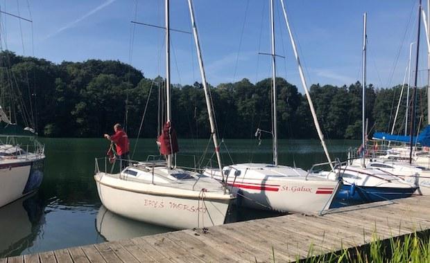 Klub żeglarski, pływająca tawerna i wyjątkowe regaty. Fakty znad wody w Nakielnie!