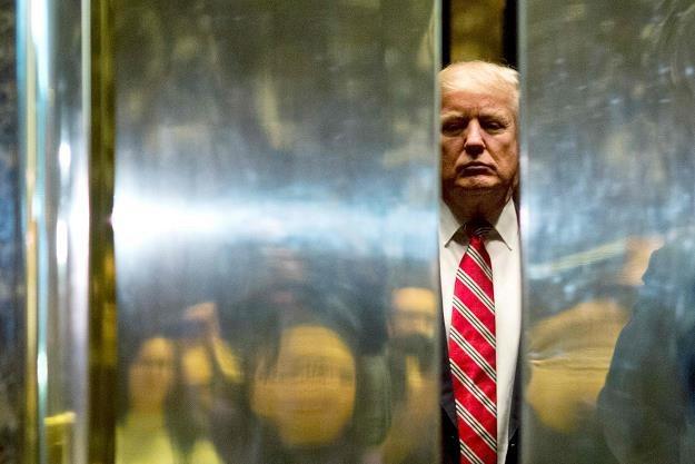 Kluczowa relacja to nie Trump-Putin, tylko Trump-Chiny. /AFP