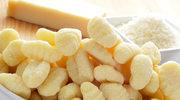 Kluski ziemniaczane z serem