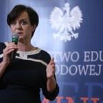 Kluzik-Rostkowska: Niedługo badania dot. wiedzy dzieci nt. seksualności