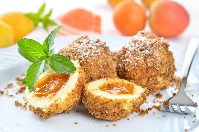 Knedle z morelami mogą być daniem na obiadem, podwieczorek lub deser /123RF/PICSEL