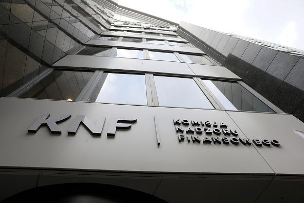 KNF, siedziba przy ul. Pięknej. Fot. Piotr Molecki /Agencja SE/East News