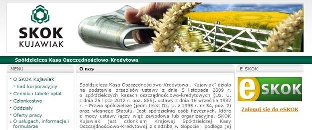 KNF ustanowiła zarząd komisaryczny w Spółdzielczej Kasie Oszczędnościowo-Kredytowej Kujawiak /Informacja prasowa