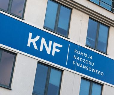 KNF: Wychodzenie Idea Banku z luki kapitałowej mogło trwać nawet 133 kwartały