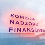 KNF żąda zawieszenia obrotu akcjami 10 spółek, w tym Sfinks Polska