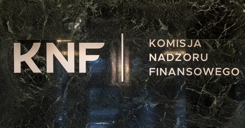 KNF; Zdj. ilustracyjne /Bartosz Krupa /East News