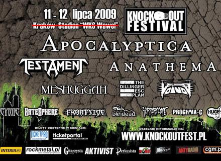 Knock Out Festival to święto dla fanów ciężkiego grania /