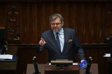 """<a href=""""https://fakty.interia.pl/raporty/raport-koronawirus-chiny/polska/news-ko-lewica-koalicja-polska-i-konfederacja-chca-odrzucenia-pro,nId,4735123"""">KO, Lewica, Koalicja Polska i Konfederacja chcą odrzucenia projektu noweli tzw. ustawy covidowej</a> thumbnail  KO, Lewica, Koalicja Polska i Konfederacja chcą odrzucenia w całości projektu noweli tzw. ustawy covidowej 000AHXBSO281HB4P C307"""