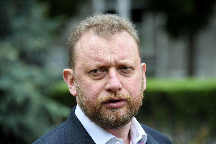 KO: to nieprawda, że Łukasz Szumowski jako wiceminister nauki nie nadzorował NCBiR / Radek Pietruszka   /PAP