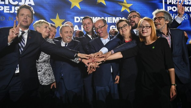 Koalicja Europejska / Radek Pietruszka   /PAP
