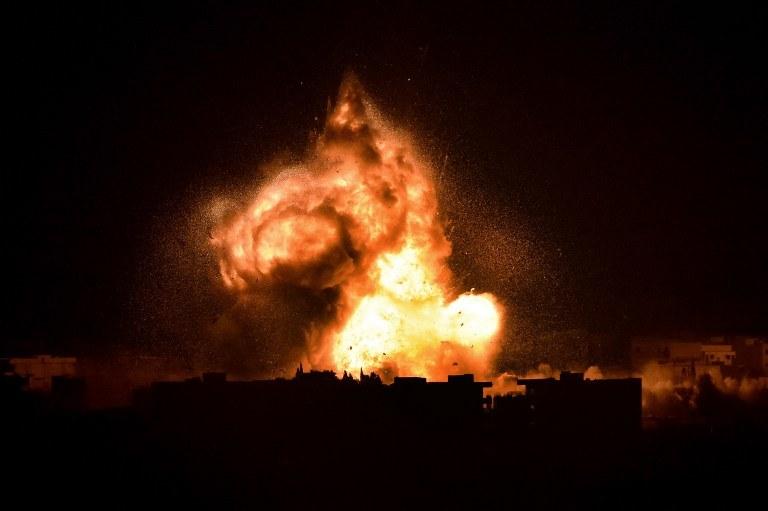 Kobane /AFP