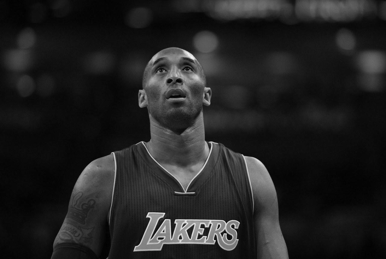 Kobe Bryant nie żyje. Legendarny koszykarz zginął w katastrofie helikoptera