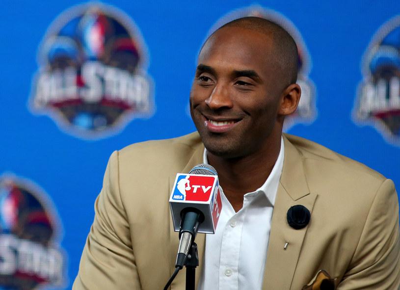 Kobe Bryant testuje iWatcha /AFP
