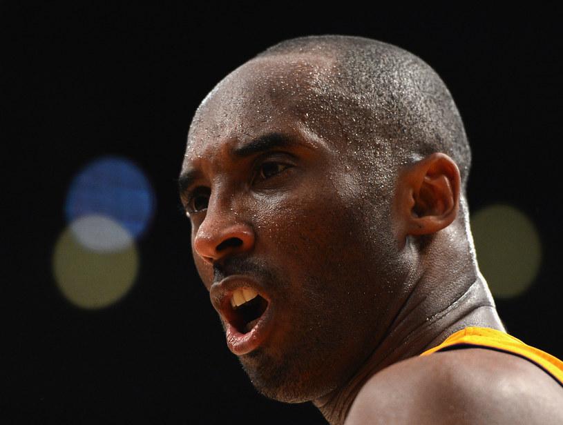 Kobe Bryant z Los Angeles Lakers /AFP