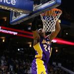 Kobe Bryant z zakazem wsadów od trenera