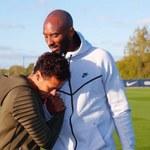 Kobe Bryant zachwycony treningiem piłkarzy PSG