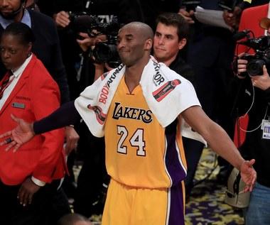 Kobe Bryant zdobył 60 punktów w ostatnim meczu w karierze