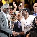 Kobe Bryant został MVP finału NBA