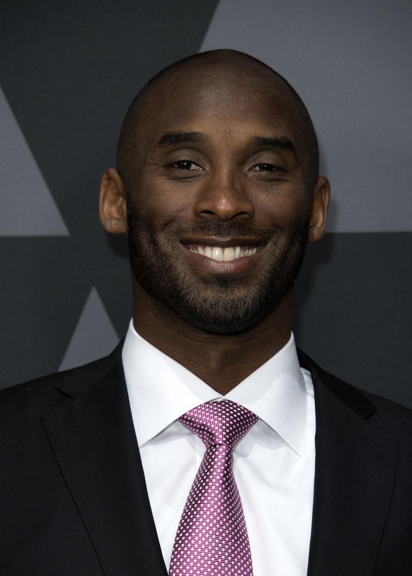 Kobe Bryant /Valerie Macon /AFP