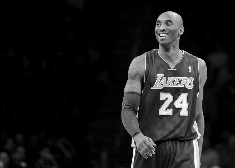 Kobe Bryant /PAP/EPA