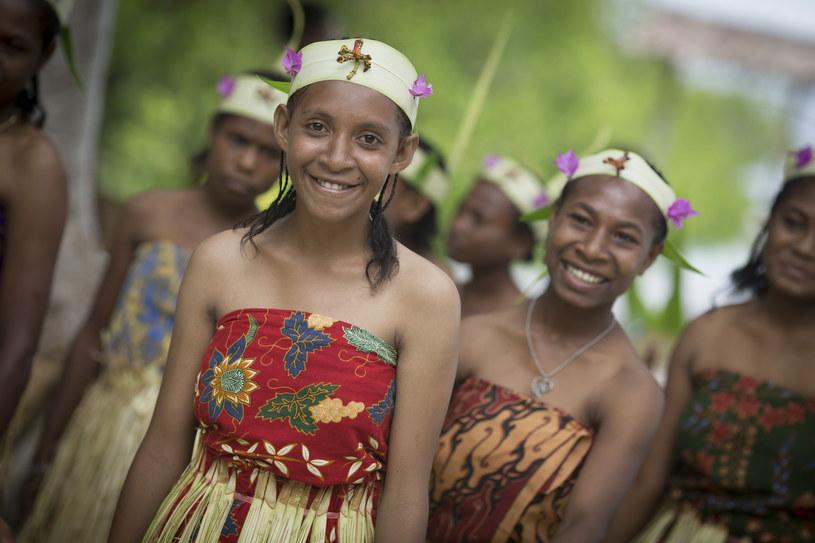 Kobiece plemiona w Indonezji nie są nowością. Na mapie kraju można znaleźć więcej miejsc, w których bytują wyłącznie kobiety /Auscape/Universal Images Group /Getty Images
