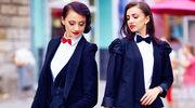 Kobiecy garnitur - szyk, seksapil, ponadczasowość