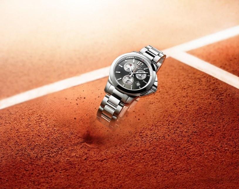 Kobiecy model Conquest Roland Garros /materiały prasowe