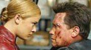 Kobieta bije Terminatora!