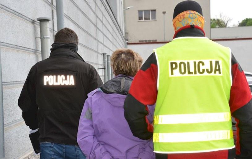 Kobieta była poszukiwana przez 10 lat /Policja