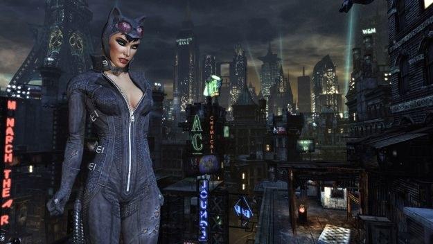 Kobieta-kot to bardzo piękna, ważna i w dodatku w pełni grywalna postać w grze /Informacja prasowa