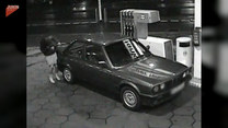 Kobieta na stacji benzynowej. Co mogło pójść nie tak?