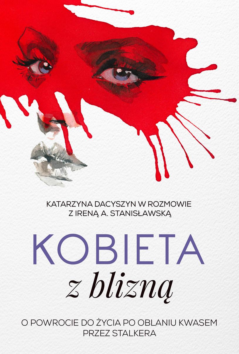 Kobieta z blizną, Katarzyna Dacyszyn, Irena A. Stanisławska /INTERIA.PL/materiały prasowe