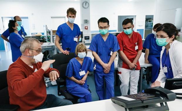 Kobiety bardziej odporne na koronawirusa. 82 proc. pacjentów intensywnej terapii to mężczyźni