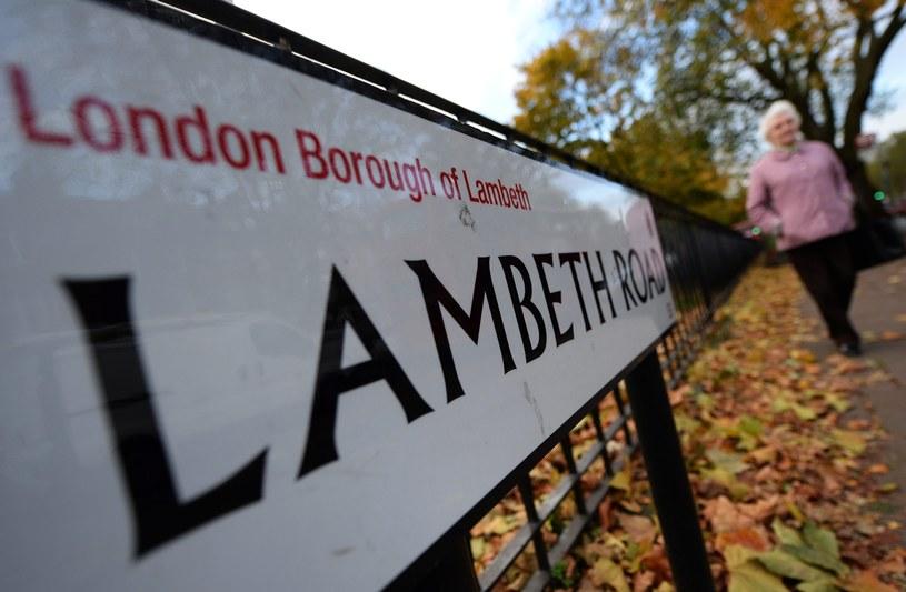 Kobiety były więzione w dzielnicy Lambeth w południowej części Londynu. /ANDY RAIN /PAP/EPA