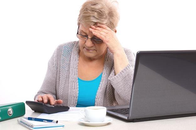 Kobiety dostana o 80 proc. niższe emerytury niż mężczyźni /©123RF/PICSEL