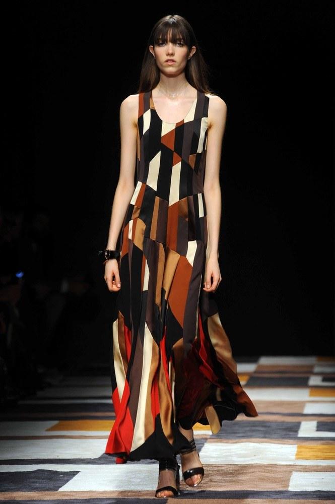 Kobiety kochają styl boho od Ferragamo /East News