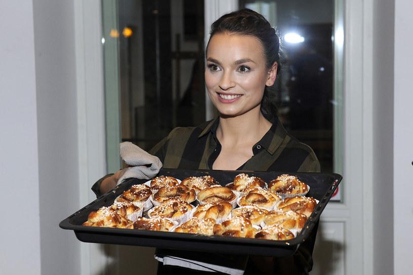 Kobiety mają w kuchni większą wrażliwość i delikatność - twierdzi Anna Starmach /AKPA