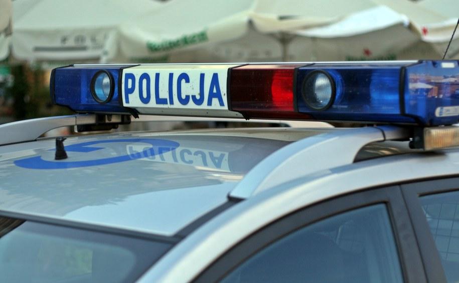 Kobiety poszukiwała setka policjantów i strażaków /Maciej Nycz /Archiwum RMF FM