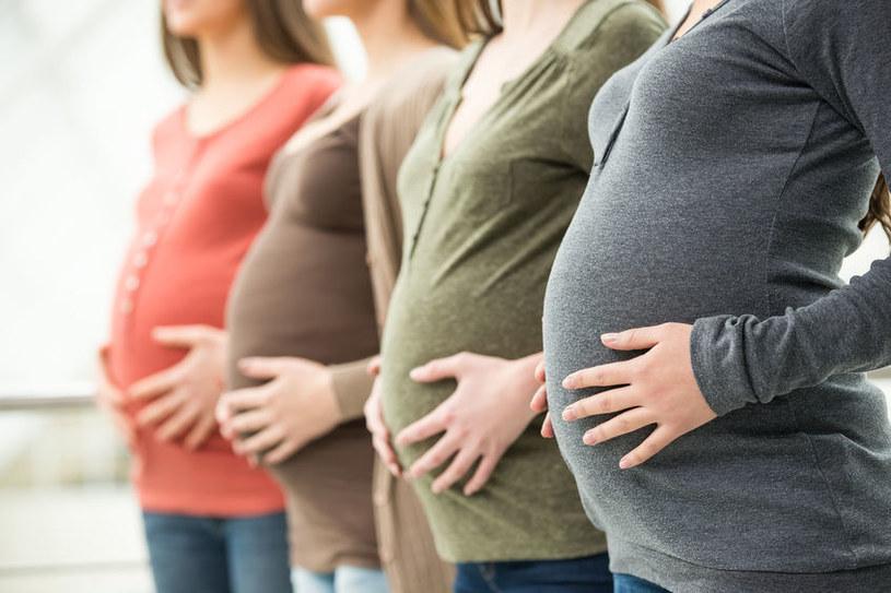 Kobiety w ciąży /©123RF/PICSEL