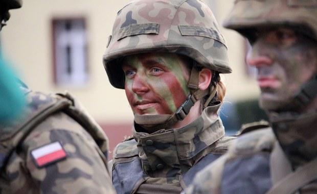 """Kobiety w wojsku. """"Wielka siła drzemie w nas"""""""