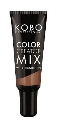 Kobo Professional Color Creator Mix With Foundation /materiały prasowe
