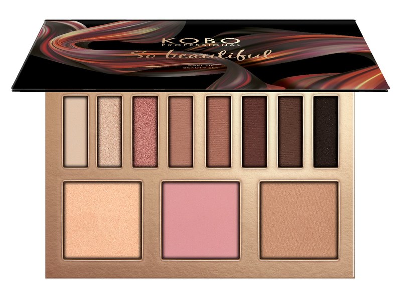 Kobo Professional So Beautiful Make Up Beauty Set edycja limitowana /materiały prasowe
