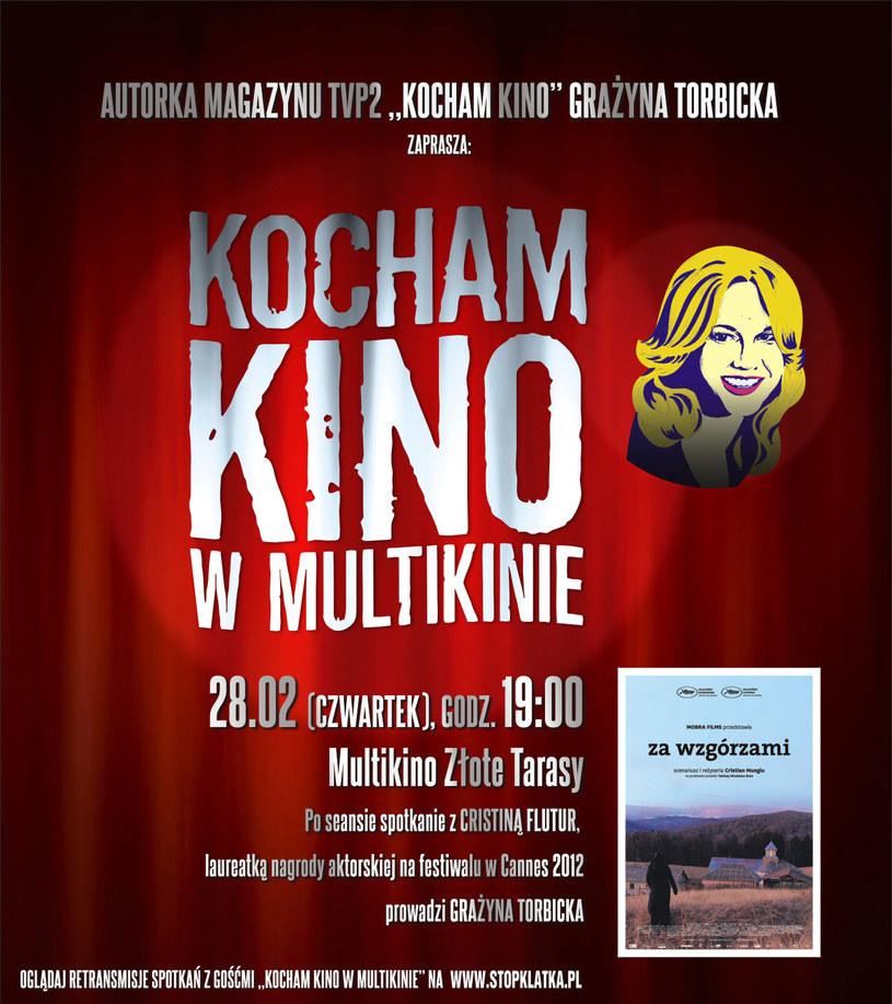 Kocham kino zagości w warszawskim Multikinie /Styl.pl/materiały prasowe