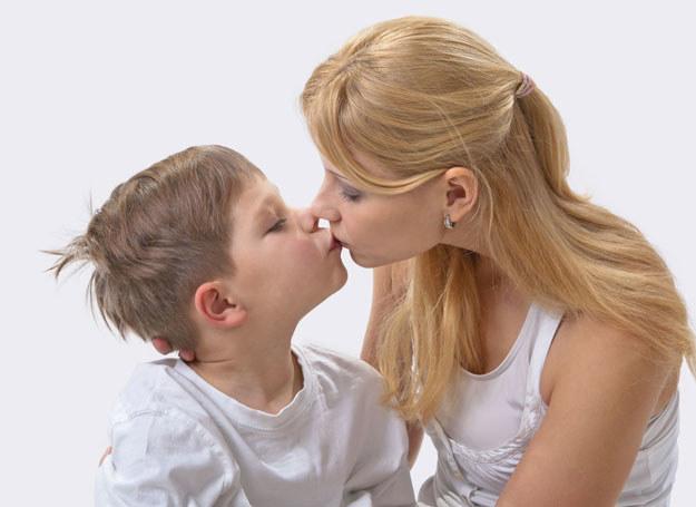 Kocham syna tak smao jak córkę /123RF/PICSEL