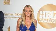 """""""Kochanka Trumpa"""" Stormy Daniels i inne gwiazdy na rozdaniu nagród w Los Angeles"""